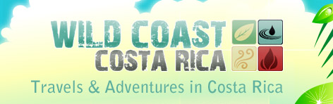Travels and Adventures Wild Coast Costa Rica